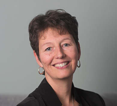 Connie Hoek, dietist Hoek & Co, partner Voeding Leeft